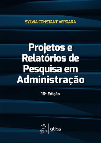 Imagem de Projetos e Relatórios de Pesquisa em Administração