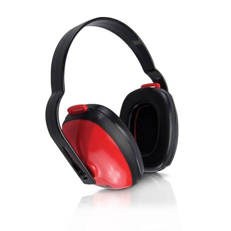 e5a4cda66a1c5 Protetor Auricular Tipo Concha Abafador 1426 Vermelho 3M - Protetor ...