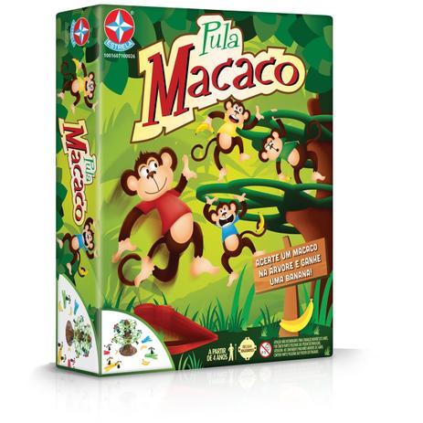 17d05bd34c Pula Macaco - Estrela - Jogos - Magazine Luiza