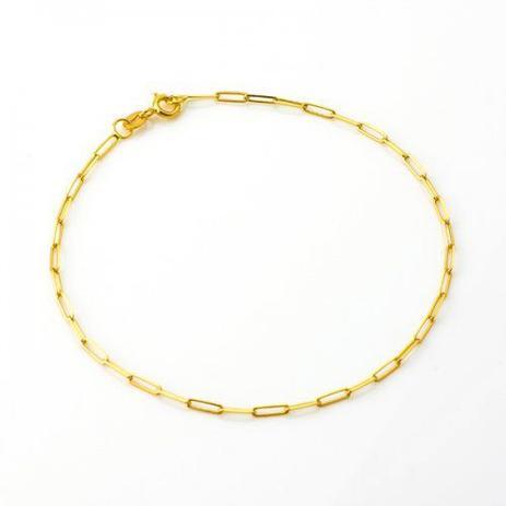 f3118da5cf2 Pulseira de Ouro 18k Cartier Extra Longa de 1.7mm de 20cm pu03147 -  Joiasgold