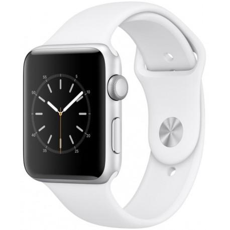 e2c9c4577eb Imagem de Pulseira Sport Tamanho Feminino Branco Compativel com apple watch  de 38mm e 40mm