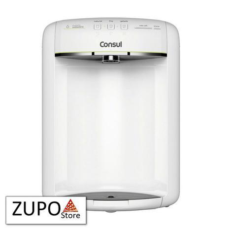 Imagem de Purificador de Água Consul Bem Estar Refrigerado Branco - CPB36AB - 127V