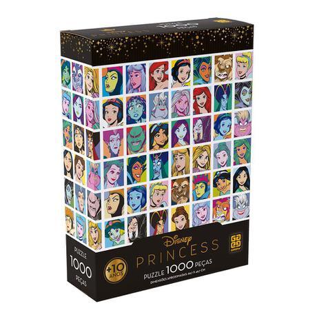 Imagem de Puzzle 1000 peças Princesas