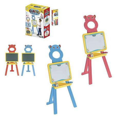 6d93a014f8c Quadro De Desenho Lousa Magnético Criança Brinquedo Educativo (ZF4402-2) -  Art brink