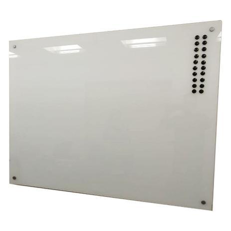 Imagem de Quadro de Vidro Magnético Branco 60x40