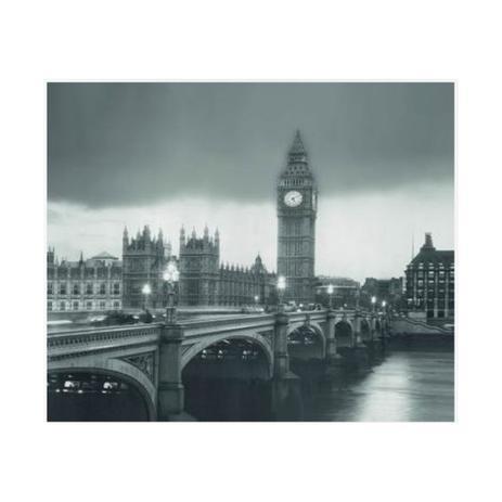 Imagem de Quadro Quadrado London 30 x 30 x 2,5 cm D164419