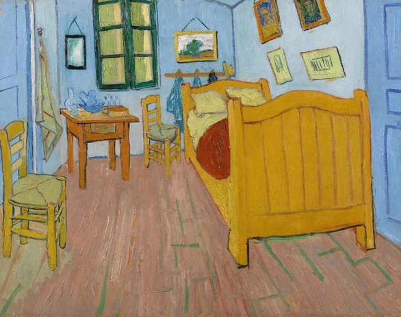 310abea0da5 Quarto em Arles - van Gogh Tela Baby Para Quadro - Santhatela ...