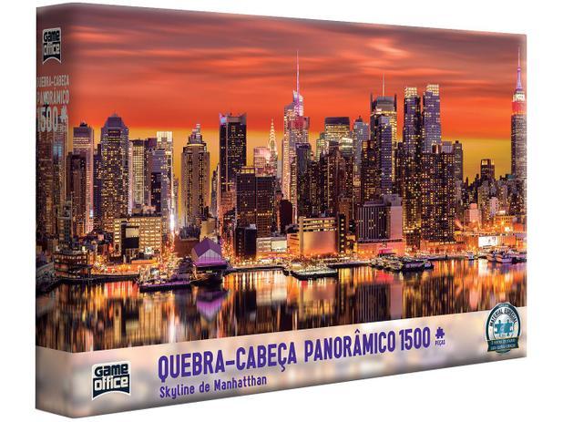 Imagem de Quebra-cabeça 1500 Peças G.Office
