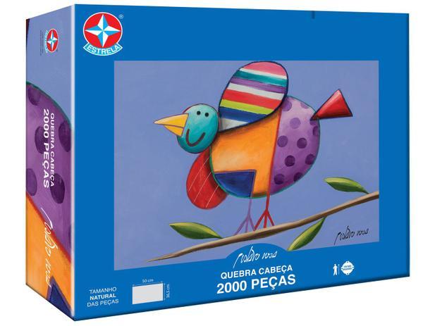 Imagem de Quebra-cabeça 2000 Peças Gustavo Rosa