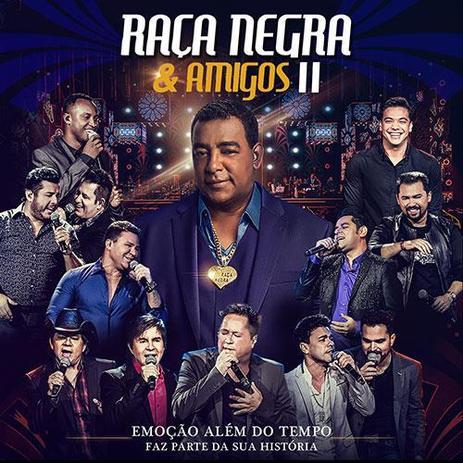 Imagem de Raça Negra - Raça Negra  Amigos II - CD