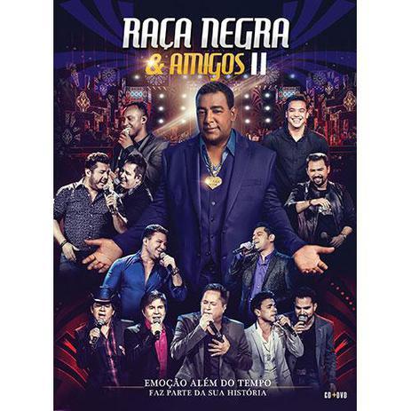 Imagem de Raça Negra - Raça Negra  Amigos II - KIT (CD+DVD)