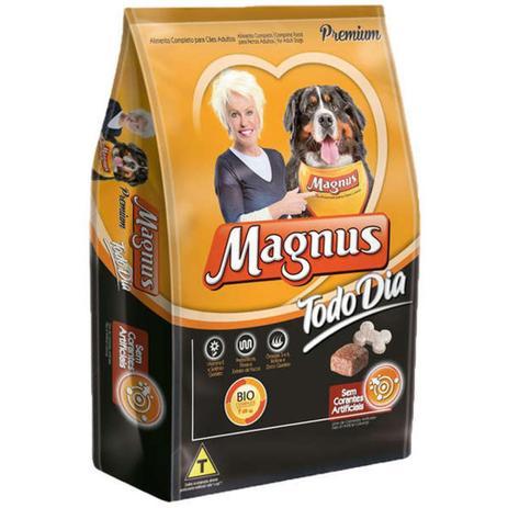Imagem de Ração Magnus Todo Dia para Cães Adultos 25kg - Adimax