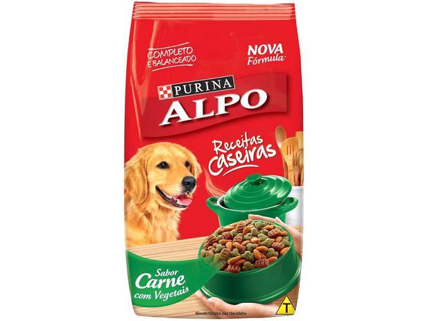Imagem de Ração para Cachorro Alpo Receitas Caseiras Adulto