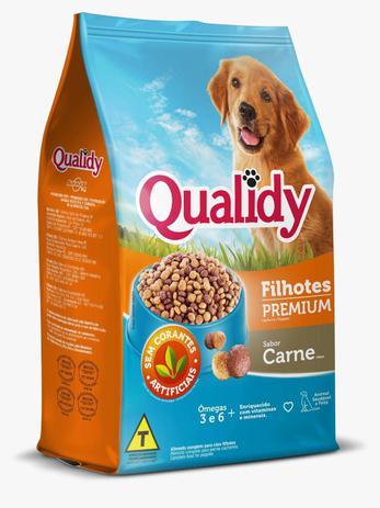 Imagem de Ração para cachorro qualidy filhotes 900g