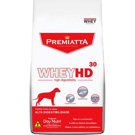 Ração Premiatta HD Alta Digestibilidade para Cães Adultos ...