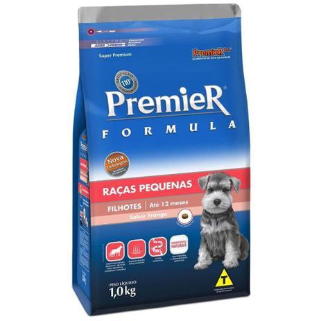 Imagem de Ração Premier Fórmula Para Cães Filhotes Raças Pequenas Sabor Frango - Premier Pet