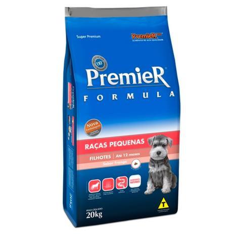 Imagem de Ração Premier Formula Raças Pequenas Filhotes 20 kg - PremieR Pet