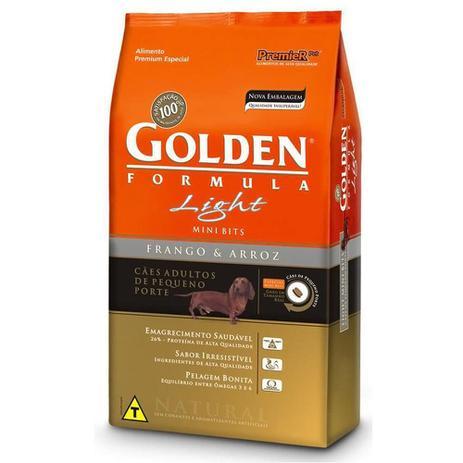 Imagem de Ração Premier Pet Golden Light Formula para Cães Adultos de Raças Pequenas