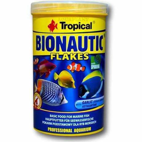 Imagem de Ração Tropical Bionautic Flackes 200g