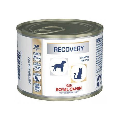 Imagem de Ração Úmida Royal Canin Vet Diet Canine Recovery Lata 195 g