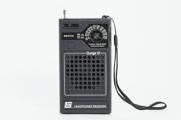 Imagem de Rádio de bolso AM/FM  -- Motobrás -- RM-PF25