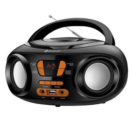 Imagem de Radio Portatil Mondial BX-19, Bluetooth, USB, Preto - Bivolt