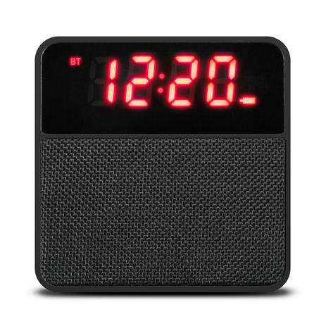 Imagem de Rádio Relógio Digital Bluetooth c/Alarme CHRONOS - NOVIK NEO