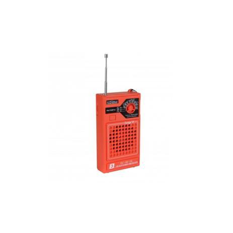 Imagem de Rádio RM-PSMP32 de 2 Faixas AM/FM Laranja - MOTOBRAS