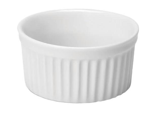 Imagem de Ramequim Porcelana 200 ml Branco Geni Porcelanas - PVC 001