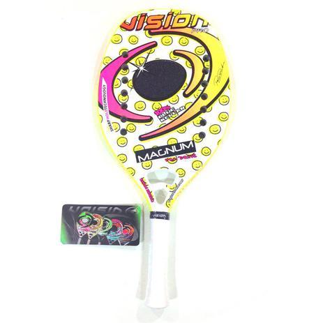 b601bbecd Raquete de Beach Tennis Vision Magnum New - Raquete de Beach Tênis ...