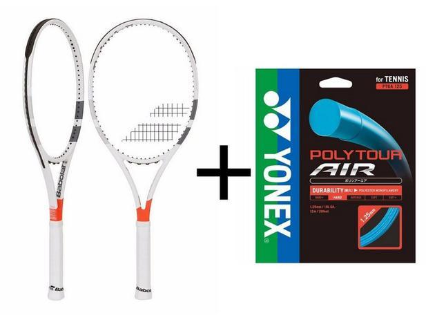 4a3d1f8c9 Raquete de Tênis Babolat Pure Strike 100 - Raquete de Tênis ...