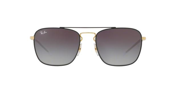 Ray-Ban Blaze RB3588 90548G Preto Lente Cinza Degradê Tam 55 ... e6b22be074