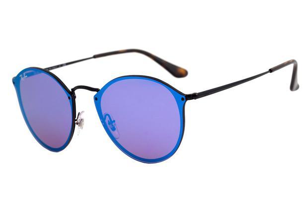 a030cedb2 Ray Ban Blaze Round 3574N 153/7V - Óculos de Sol | Menor preço com cupom