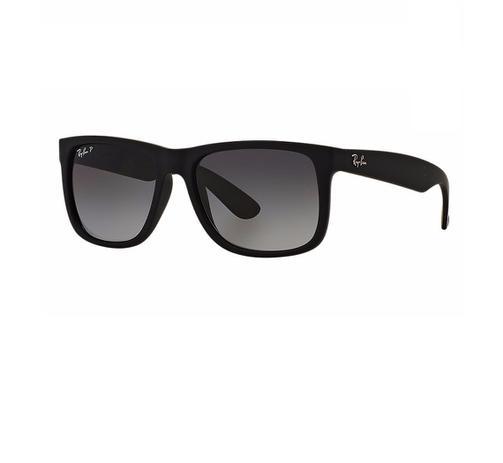 b5a237591 Ray Ban Justin Polarizado RB4165L 622/T3 Óculos de Sol 5,7 cm ...