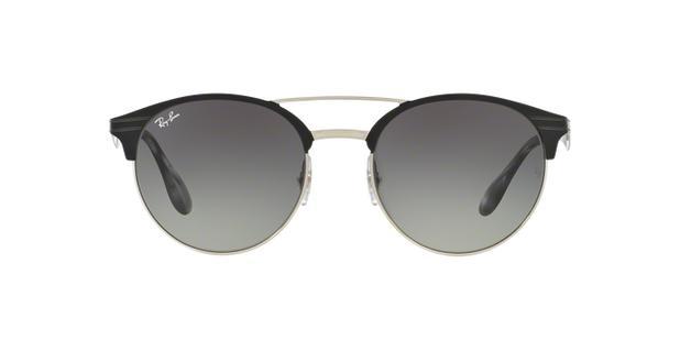 Ray-Ban RB3545 900411 Preto Lente Cinza Degradê Tam 54 - Óculos de ... 2888556d48