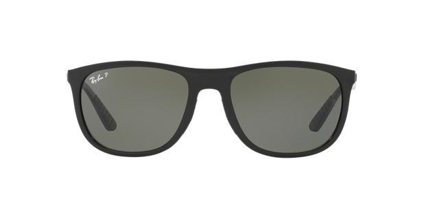 Ray-Ban RB4291 601 9A Preto Lente Polarizada Verde Tam 58 - Óculos ... bd3868f615
