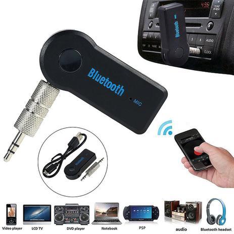 Imagem de Receptor De Áudio Bluetooth P2 Para Fones, Celulares, Veículos e Rádios -  BT-163