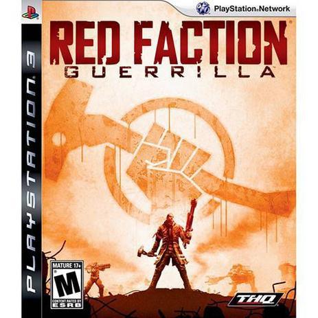 Imagem de Red Faction Guerrilla - Ps3