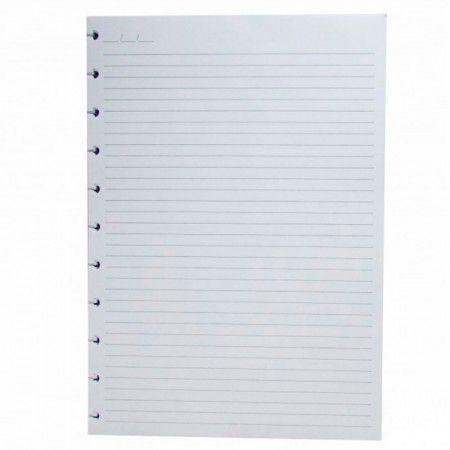 Imagem de Refil Caderno Inteligente Grande Pautado Compatível 90g 50f