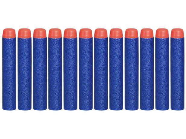 bea71a45a3 Refil de Dardos 12 Unidaes Nerf - N-Strike Elite Hasbro - Acessórios ...