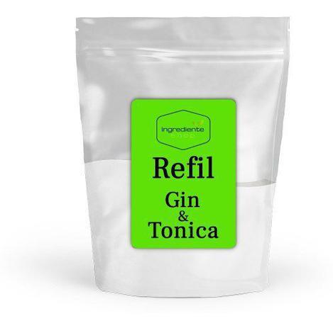 Imagem de Refil do kit para preparo Gin Tônica com 06 Especiarias x 15g