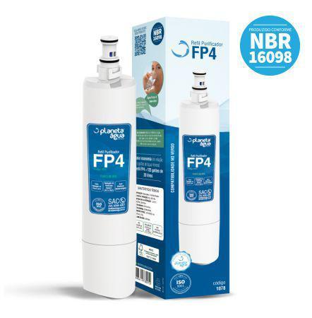 Imagem de Refil Filtro FP4 Para Purificador Consul Planeta Agua