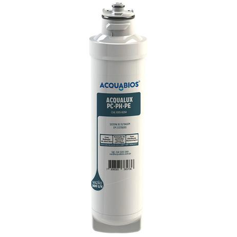 Imagem de Refil Para Filtro Purificador de Água Compatível Com Filtros Electrolux Acqualux PC-PH-PE Acquabios