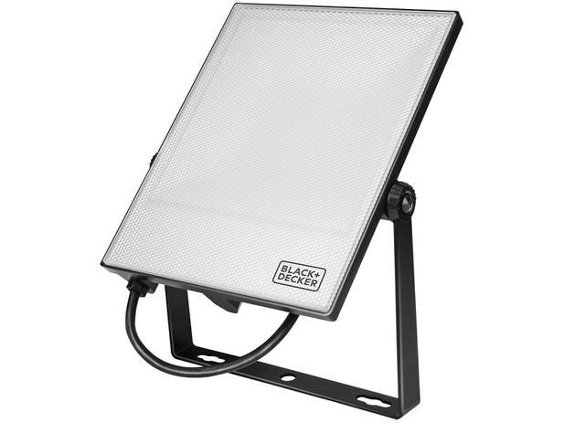 Imagem de Refletor LED 30W 6500K Black + Decker