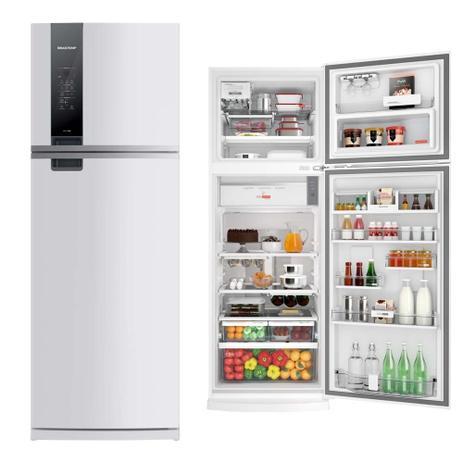Refrigerador Brastemp Duplex Frost Free Branco 478L 127V BRM59AB