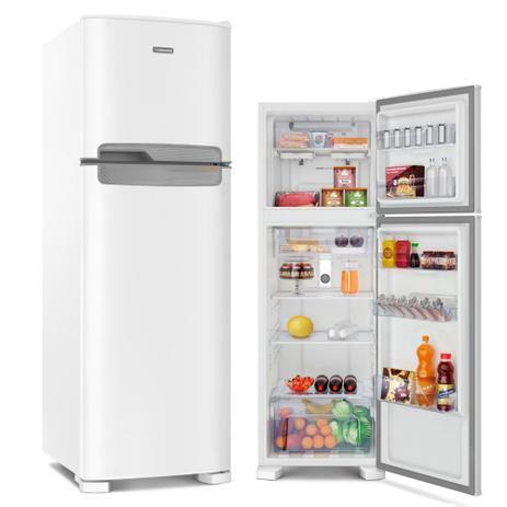 Imagem de Refrigerador Continental Duplex Frost Free 370L Branco 220V