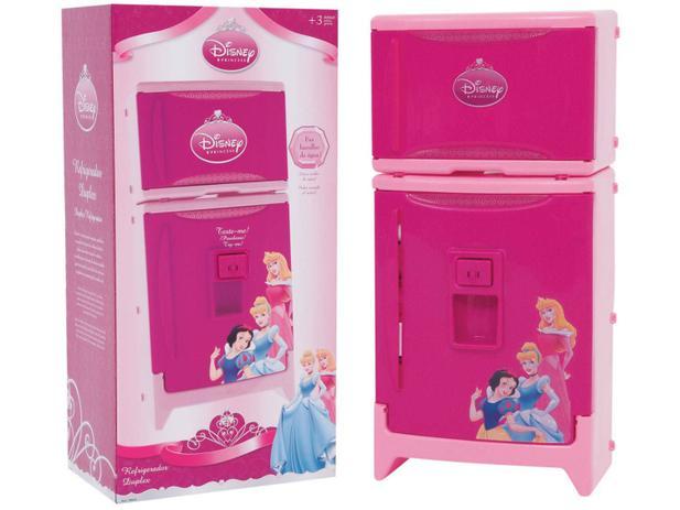 Refrigerador Duplex com Som Princesa Disney - Xalingo