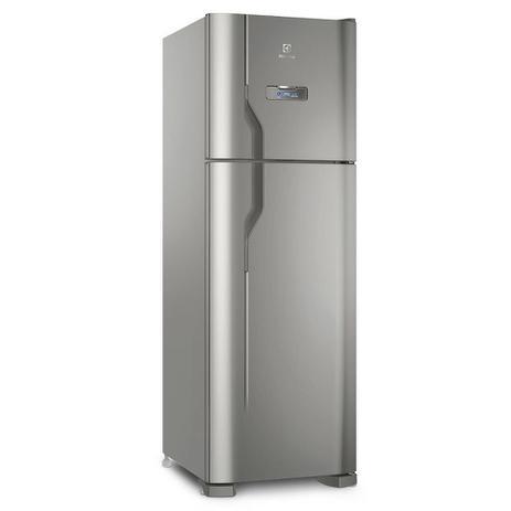Imagem de Refrigerador Electrolux 2 Portas Frost Free 371L Platinum 127V DFX41