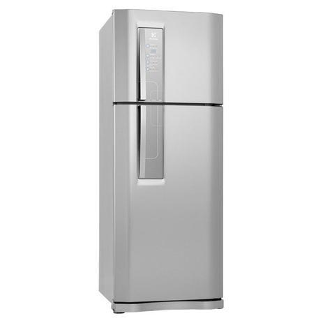Imagem de Refrigerador Electrolux Duplex 475L 127v Inox Cycle Defrost (DC51X)
