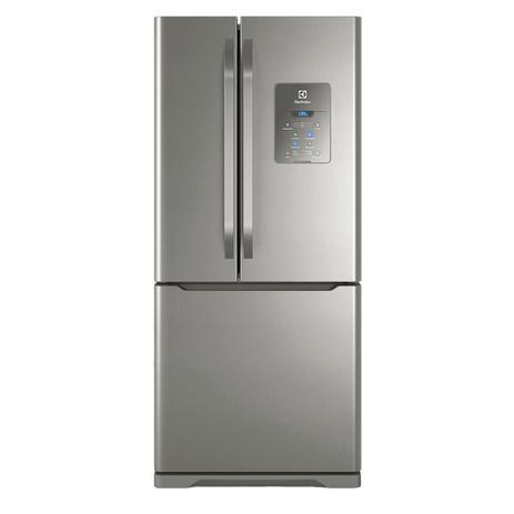 0f6b09ccf Refrigerador Electrolux Multidoor DM84X Frost Free com Ice Twister ...